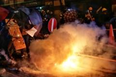 Hong Kong: Pékin appelle à rétablir l'ordre après de nouvelles violences
