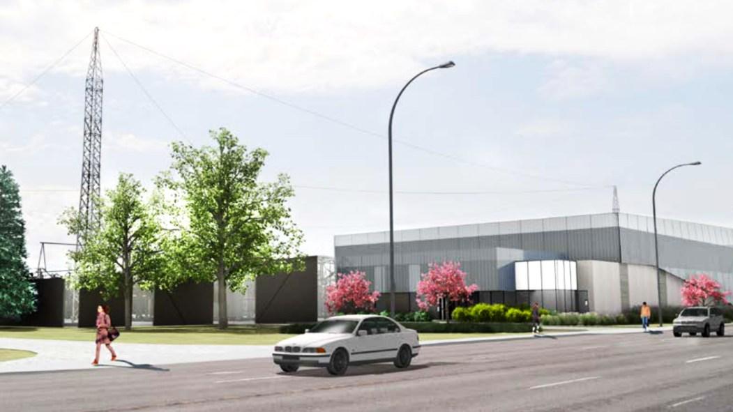 Le développement résidentiel et industriel de Montréal augmente la demande en électricité provenant du réseau d'Hydro-Québec