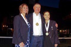 Tennis: Li Na, la première Asiatique à faire son entrée au Temple de la renommée