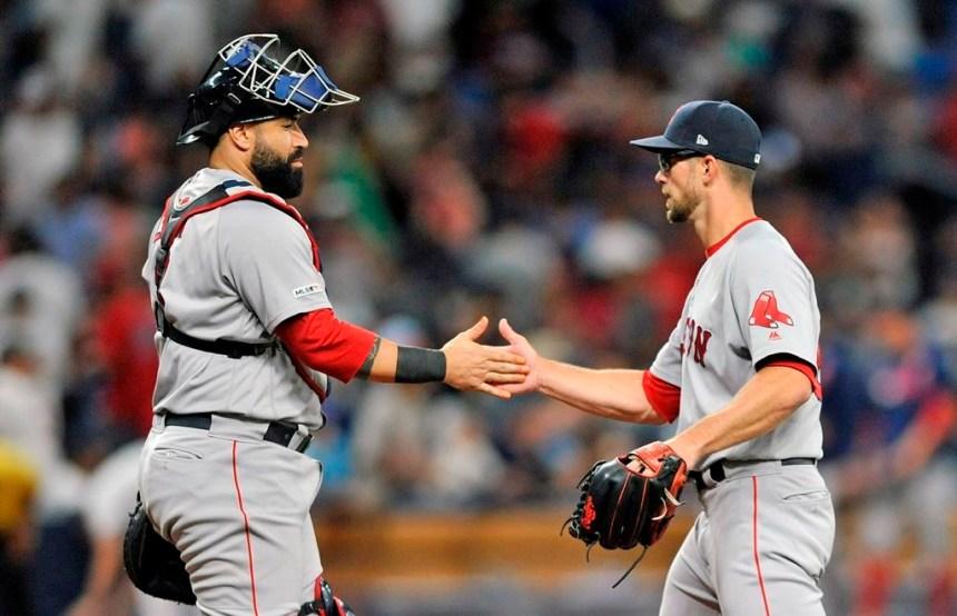Un frappeur atteint fait la différence en faveur des Red Sox, 5-4