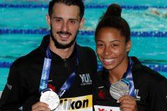 Jennifer Abel obtient une 10e médaille en carrière aux Mondiaux aquatiques