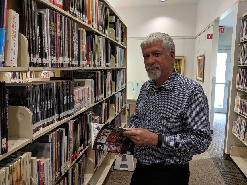 Bibliothèque de Dorval: plus que des livres