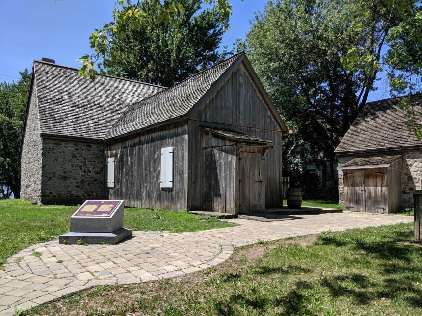 Le plus vieux bâtiment de Montréal fête ses 350 ans