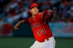 Les Angels de Los Angeles abandonnent avec le lanceur Matt Harvey