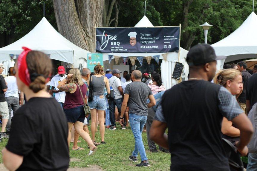 La foire culinaire haïtienne arrive à Montréal