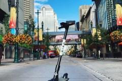 Trottinettes électriques: un compétiteur de Lime lorgne aussi Montréal