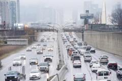 Même une pollution de l'air modeste nuit à la santé des poumons
