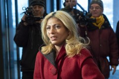Ensaf Haidar, épouse du blogueur Raïf Badawi, ne sera pas candidate du Bloc