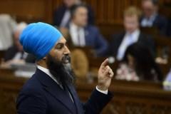 Jagmeet Singh estime que le Québec est un «terreau fertile», comme en 2011