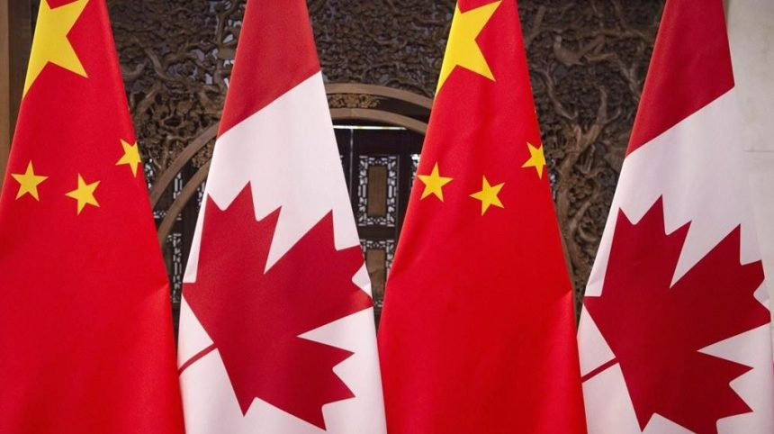 Un autre Canadien est détenu en Chine, indique Affaires mondiales Canada
