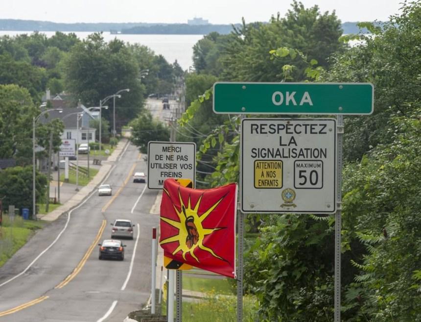 Ottawa organise une rencontre entre des responsables d'Oka et de Kanesatake