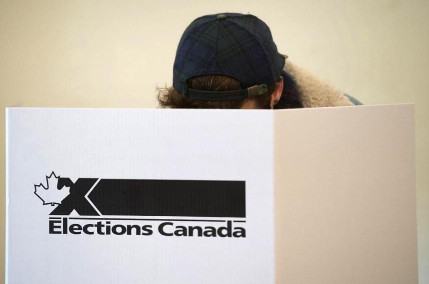 Deux groupes tiers ont commencé à dépenser en vue des élections fédérales