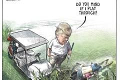 Le remplaçant du caricaturiste De Adder se dit «victime d'une guerre en ligne»