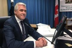 Le premier ministre terre-neuvien témoigne à l'enquête sur Muskrat Falls
