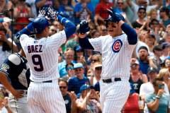 Un grand chelem d'Anthony Rizzo permet aux Cubs de renverser les Padres, 6-5