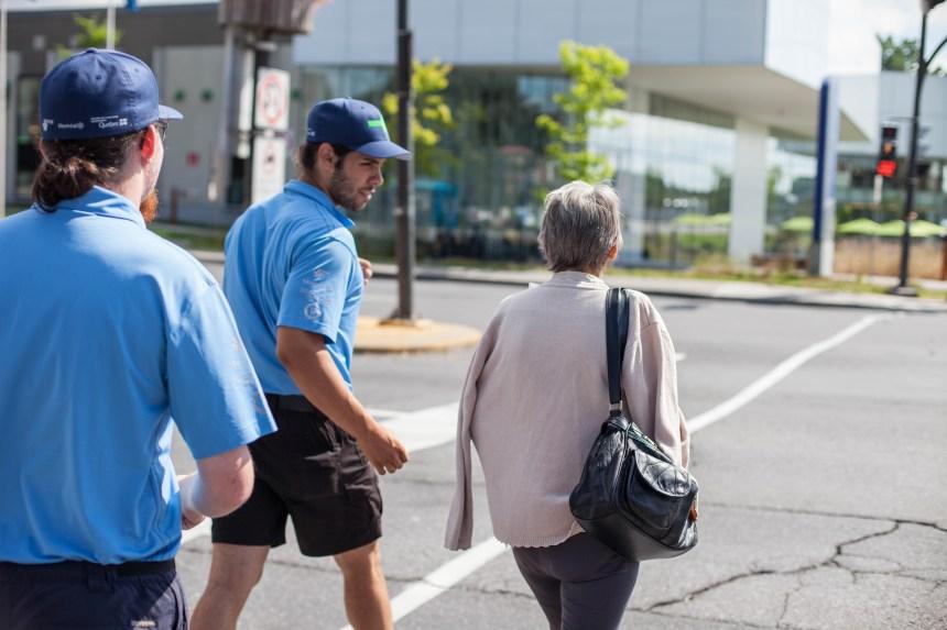 Campagne de sensibilisation à Lachine pour protéger les aînés