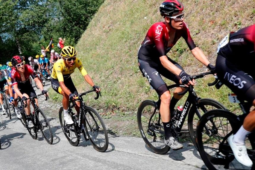 À moins d'une catastrophe, le Colombien Egan Bernal gagnera le Tour de France