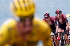 À l'approche des Alpes, le Tour de France garde le meilleur pour la fin