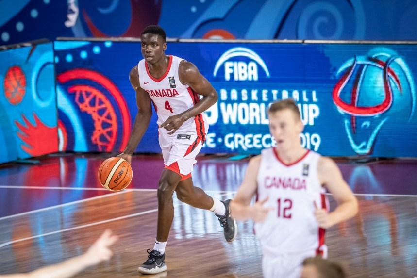 Un futur brillant pour le basketball masculin à Montréal
