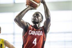 Aaron Best mène le Canada à un gain de 122-88 contre la Nouvelle-Zélande