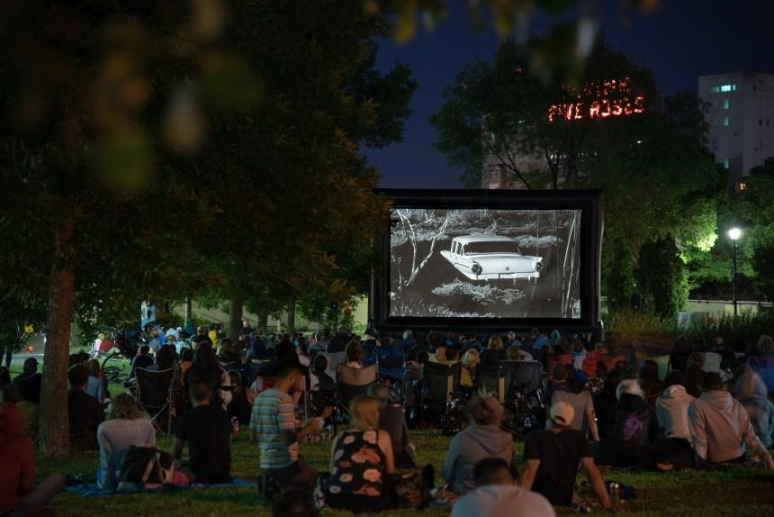 Des films noirs au bord du canal de Lachine