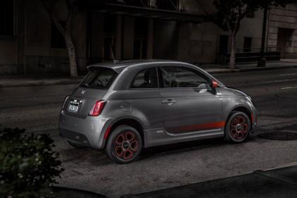 Fiat veut vendre 80 000 Fiat 500 électriques par année