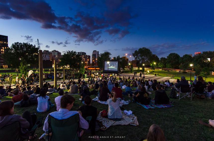 Festival du film Noir au Canal Lachine