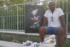 Un jeune prairivois exporte son art dans le monde
