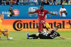 Face à ses grands rivaux du Toronto FC, l'Impact a manqué de hargne