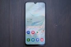 Essai du Samsung Galaxy A50: beaucoup, pour peu