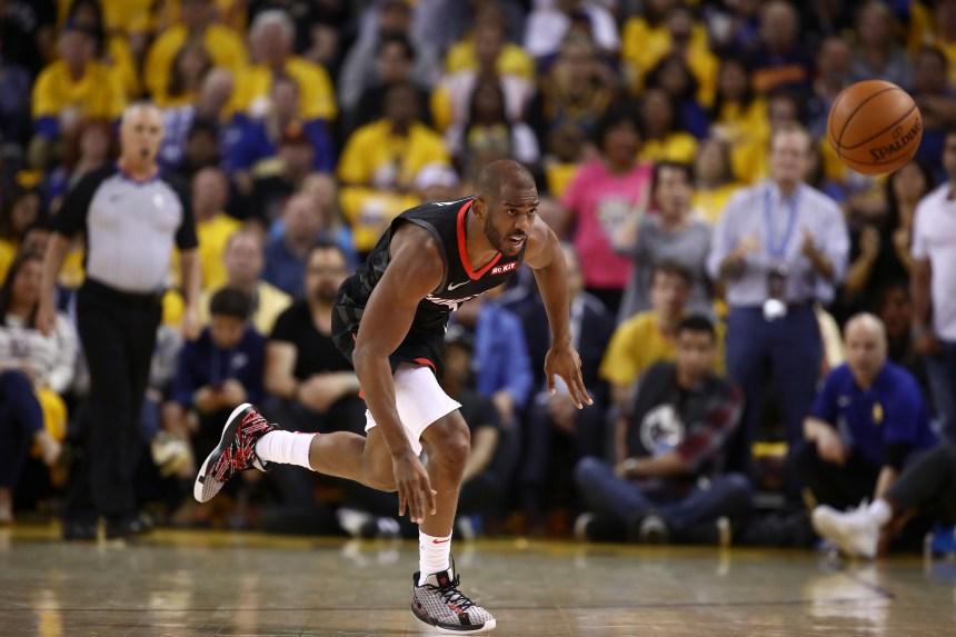 Selon une source d'AP, Westbrook rejoindra les Rockets en retour de Chris Paul