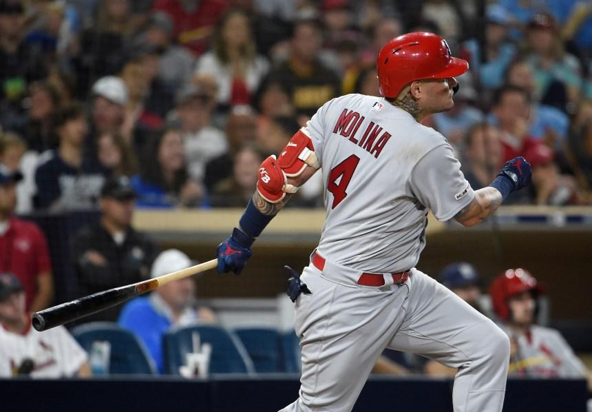 Cardinals: Molina à l'infirmerie, Carpenter prêt à revenir au jeu
