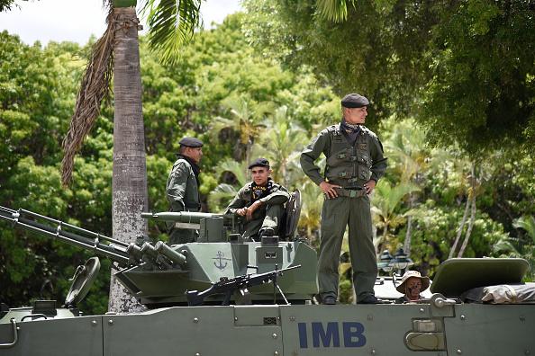 Venezuela : feu vert du Parlement à un traité pouvant permettre une intervention étrangère