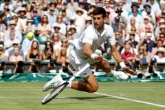 Djokovic défait Bautista Agut et retourne en finale à Wimbledon