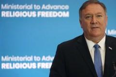 L'Iran au menu du premier appel entre Pompeo et son nouvel homologue britannique