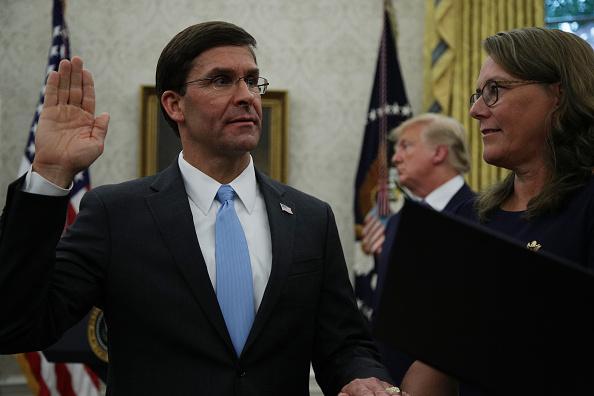 Les États-Unis ont enfin un nouveau ministre de la Défense