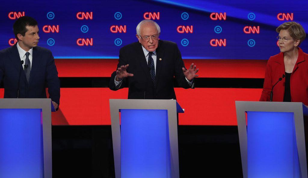 débat démocrate