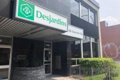 Une Caisse Desjardins de Rosemont ferme ses portes