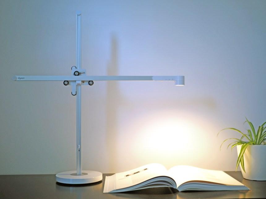 Essai de la Dyson Lightcycle: éclairage 2.0