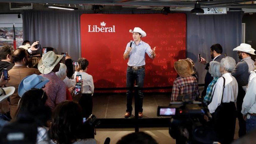 Trudeau souhaite un équilibre entre l'économique et l'environnement