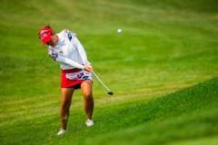 Morgan et Creamer sont à égalité en tête du tournoi par équipe de la LPGA