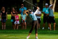 LPGA: Henderson et Sharp mènent un tournoi par équipe après la première ronde