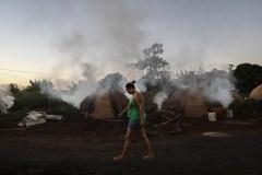 L'Amazonie frappée par les  politiques de Bolsonaro