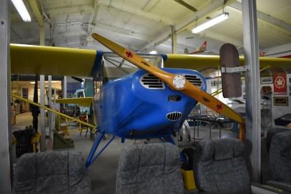 Immersion dans l'histoire de l'aviation