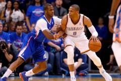 Le Thunder rend officielle la transaction envoyant Westbrook à Houston
