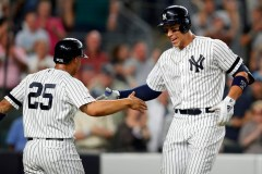 Judge et les Yankees gardent les Rays à distance en l'emportant 8-3