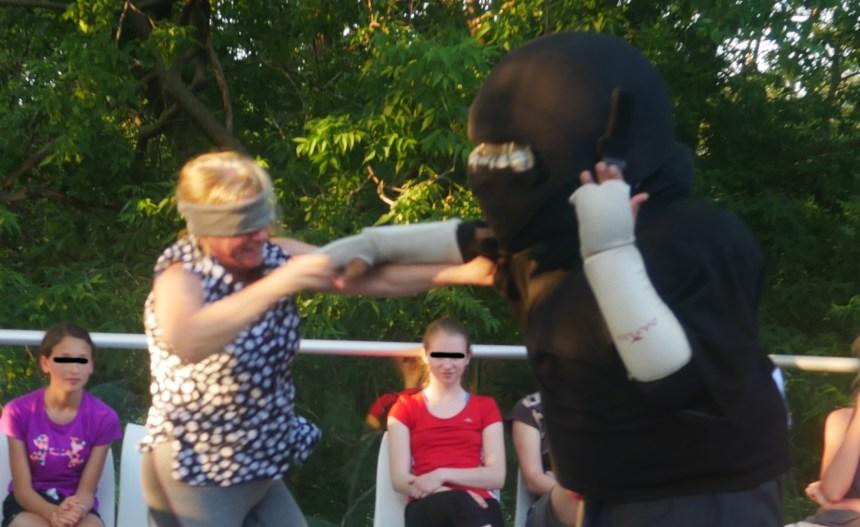 Les bons réflexes d'autodéfense