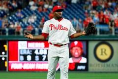Le stoppeur des Phillies Hector Neris écope une suspension de trois matchs
