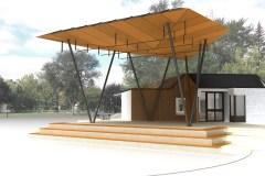 Montréal finance la rénovation de quatre chalets de parcs de Montréal-Nord