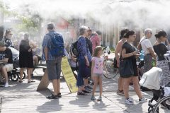 Canicule et pandémie: la Santé publique anticipe des défis